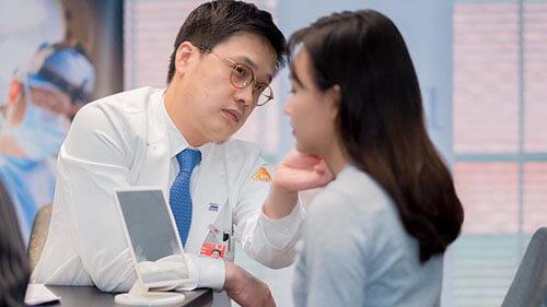 ปรึกษาศัลยกรรมเกาหลีกับอียู กรกฏาคม 2018