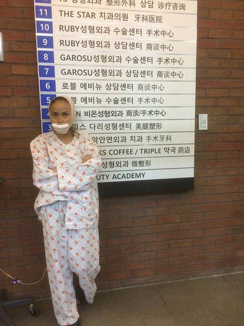 เทคนิคการผ่าตัด ไม่มีสานเดนเลือด
