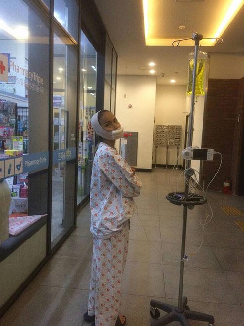 ผ่าตัดศัลยกรรม ไม่มีสายเดนเลือด